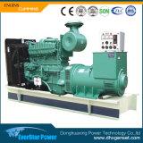 Potência elétrica dos geradores que gera o gerador Diesel silencioso do baixo ruído ajustado