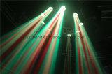 Oeil principal mobile coloré d'abeille de la lumière 6PCS*10W de faisceau de projecteur petit pour l'usager