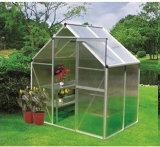 폴리탄산염 정원 온실 농업 온실