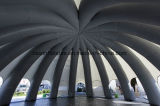Grand dôme gonflable d'araignée de tente pour des sports