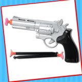 Juguete suave del punto negro del aire del arma plástico del ejército con el caramelo