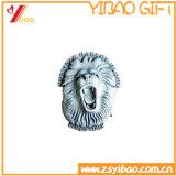 Cute Robot Badge of Quality Custom Logo Souvenir (YB-HR-51)