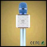 Микрофон и диктор Bluetooth беспроволочного микрофона Karaoke Q7 Handheld для Smartphone