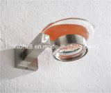 Roestvrij staal 304 van de Toebehoren van de badkamers de Enige Houder van de Schotel van de Zeep (ymt-2602)