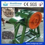 Máquina de goma inútil del polvo para moler el neumático en China