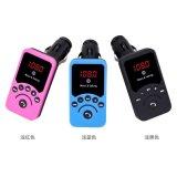 Adaptador audio del receptor Bluetooth del coche sin hilos del MP3 con el telecontrol