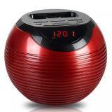 최신 판매! ! ! 새로운 형식 디자인 디지털 이동 전화, iPod 및 MP3 선수를 위한 입체 음향 도킹 스테이션 Bluetooth 스피커 (XYX-I3013)