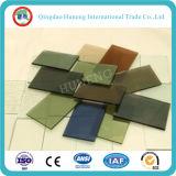 """Vetro """"float"""" verde scuro della Cina con migliore qualità"""