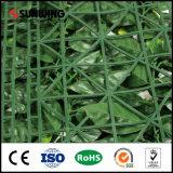 Листво новых продуктов дешево зеленое искусственное для вертикального сада