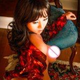 Китай сделал 140cm новые приезжанные реалистические куклы влюбленности силикона