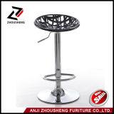 Ecoの友好的で物質的で最もよい品質のプラスチック丸棒の椅子Zs-201s