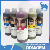 Migliore inchiostro di vendita di sublimazione per la stampante di Mimaki