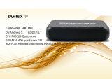 새로운 인조 인간 지능적인 텔레비젼 상자 Rockchip Rk3229 4k 2g/8g 듀얼-밴드 WiFi 가득 차있는 HD Android5.1 미디어 플레이어 R9 텔레비젼 상자