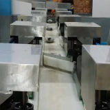 Anti-Sal e máquina de classificação impermeável do peso para o marisco e os peixes