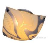 Nueva luz de techo de cristal de interior decorativa con la cortina de cristal