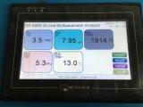 Ce menu anglais approuvé fiables multi paramètres Analyseur d'eau