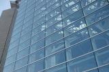 Parede de cortina de vidro isolada bom preço