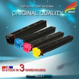 Cartucho de toner compatible Remanufactured original del laser del color de Konica Minolta Bizhub C451 C550 C650 C651 Tn411 Tn611 Tn-411 Tn-611