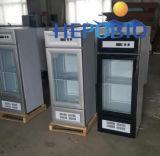 congelador médico vertical caliente/equipamiento médico de la baja temperatura 120L de la venta 2017 de 120L China