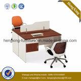 中国はカスタマイズしたMDF木ワークステーションオフィス用家具(HX-NCD066A)を