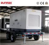 Rimorchio & generatore mobile 10kVA~500kVA RM40t2