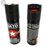 OTAN nova colorida do spray de pimenta da autodefesa do estilo 60ml