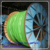 Cabo blindado elétrico subterrâneo 0.6KV 10KV 11KV 15KV 19KV de XLPE