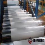Materiale da costruzione ricoperto colore della bobina di alluminio di Ideabond (AE-108)