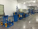 Máquina energy-saving do fio da extrusora da bainha do revestimento do cabo distribuidor de corrente