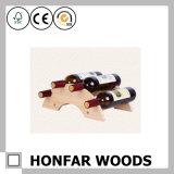 Шкаф красного вина шкафа 8 бутылок деревянный для мебели штанги