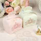 Роскошная Handmade коробка упаковки подарка конфеты бумаги венчания