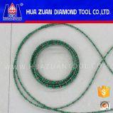 La venta caliente que el alambre del diamante de la buena calidad vio para la piedra, alambre sinterizado consideró los granos, alambre del diamante consideró