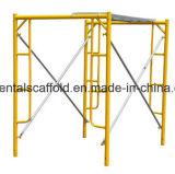 Système de bâti en acier de plate-forme de construction