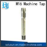 Кран машины бурового наконечника M16 высокоскоростной стали твердости высокого качества