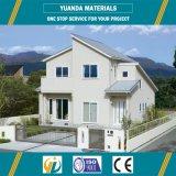 Progettare la villa per il cliente prefabbricata Camere poco costose della costruzione prefabbricata di prezzi della Camera