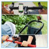 Sostenedor de la bicicleta del montaje del teléfono de la bici, abrazadera universal de la horquilla