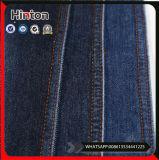 Tissu lourd de denim de coton de sergé de bleu d'indigo de bonne qualité