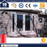 Doubles doubles portes françaises glacées insonorisées en verre de balcon