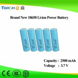 Li-Ionbatterie Icr18650 Hg2 18650 20AMP Li-Ion 3.7V 2500mAh 18650
