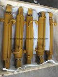 Cilindro hidráulico temporario doble para la maquinaria del excavador