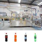 Máquina de enchimento Carbonated da embalagem da bebida