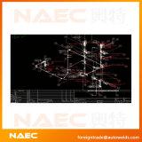Systeem van het Beheer van de Software van de Vervaardiging van de Spoel van de pijp het Magere