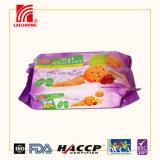 Plastikpaket-Außentemperatur-Plätzchen mit Rosinen