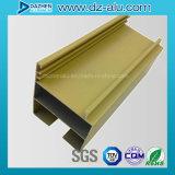 Perfil de aluminio para la puerta deslizante del marco de la ventana del material de construcción