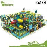 A melhores qualidade & projeto para a ginástica interna do tema da selva do equipamento do campo de jogos dos miúdos