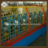 Roulis de porte d'obturateur d'unité centrale formant la machine
