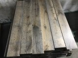 Pavimentazione afflitta del legno duro della quercia invecchiata grado di D