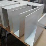 La alta calidad modificó el techo de aluminio del bafle para requisitos particulares para el material de construcción