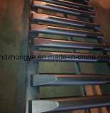 掘削機の予備品Hb20gの油圧ブレーカのハンマーはMohelのタイプのみを分ける