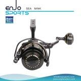 回るか、または固定スプールの釣り道具の巻き枠(SFS-SM700)